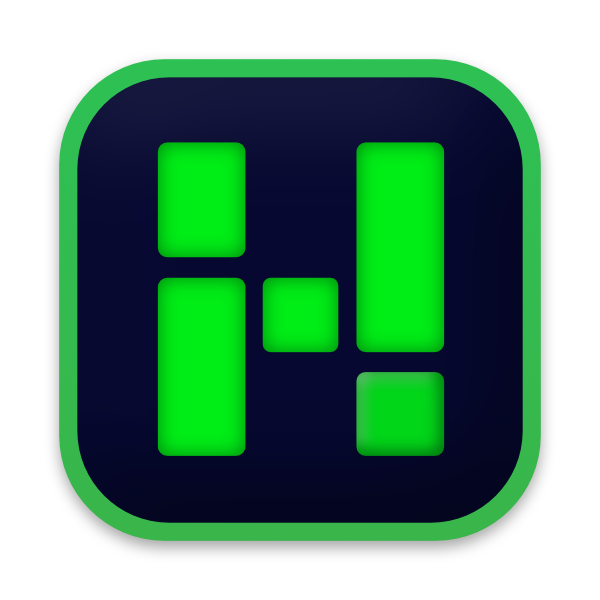 Hologram app icon