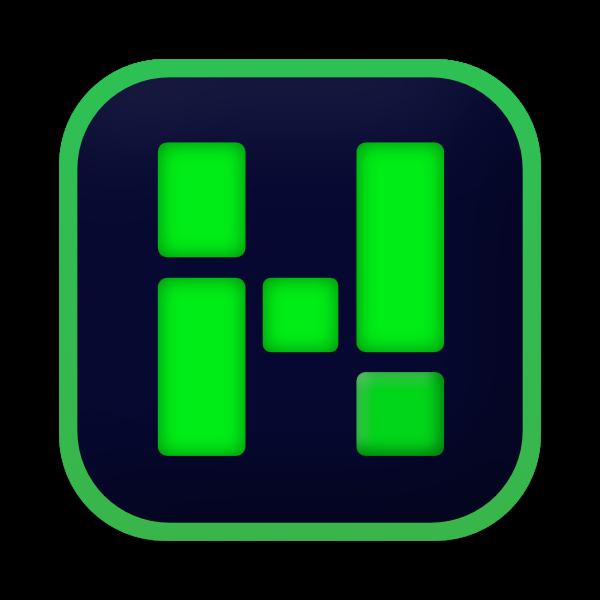 Hologram app icon